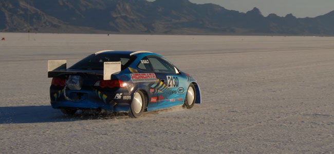 Bonneville record run